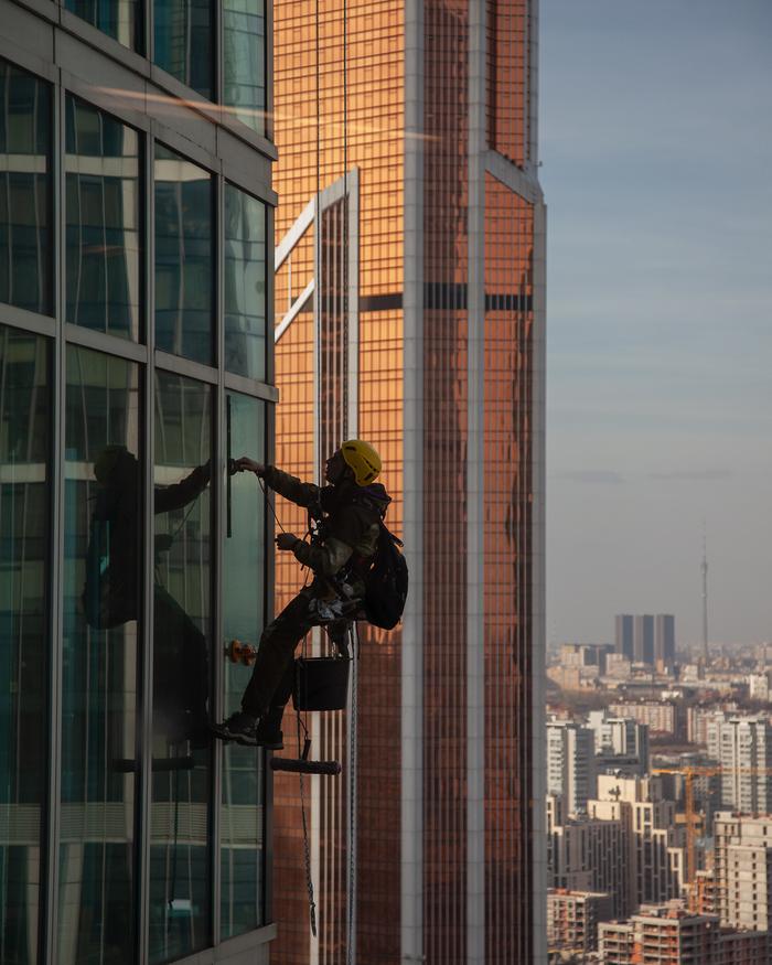 120 метров над землёй