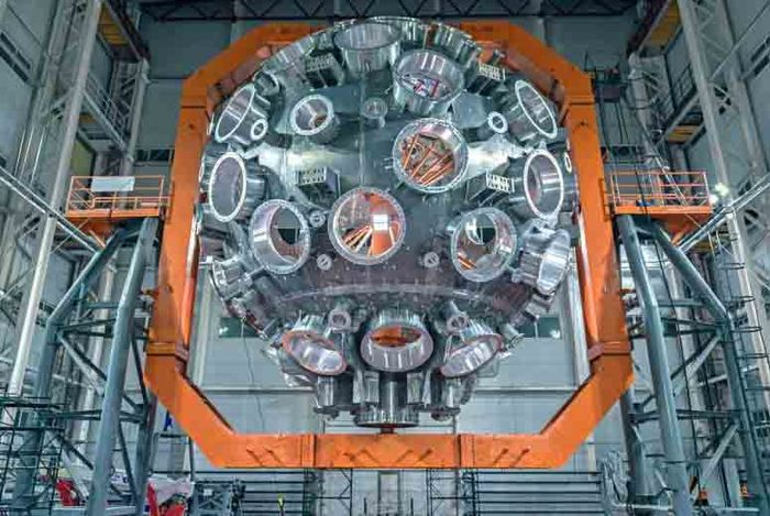 В России собрали самый мощный в мире лазер Лазер, Наука, Термоядерный синтез, Длиннопост