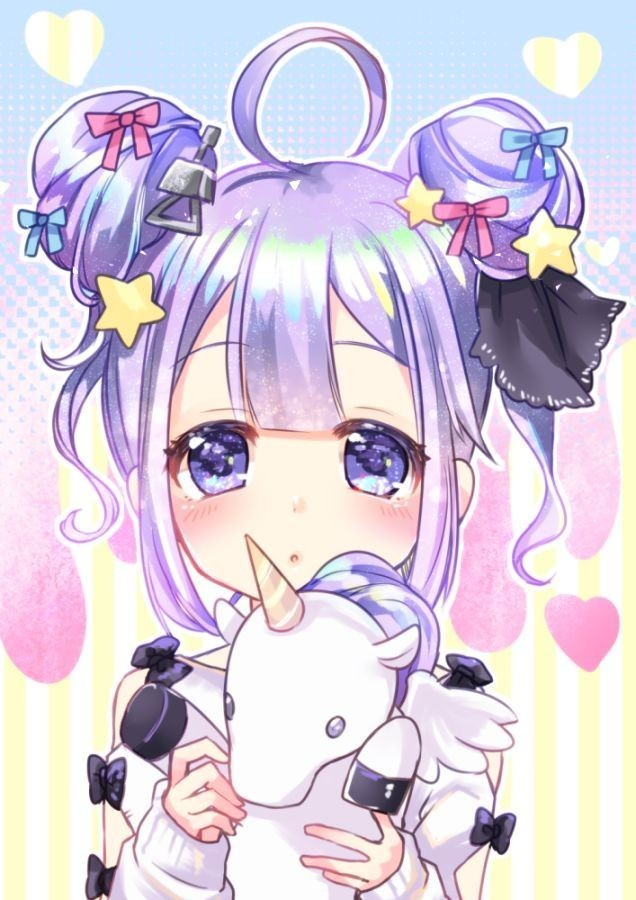 Милоты пост Anime Art, Милота, Длиннопост