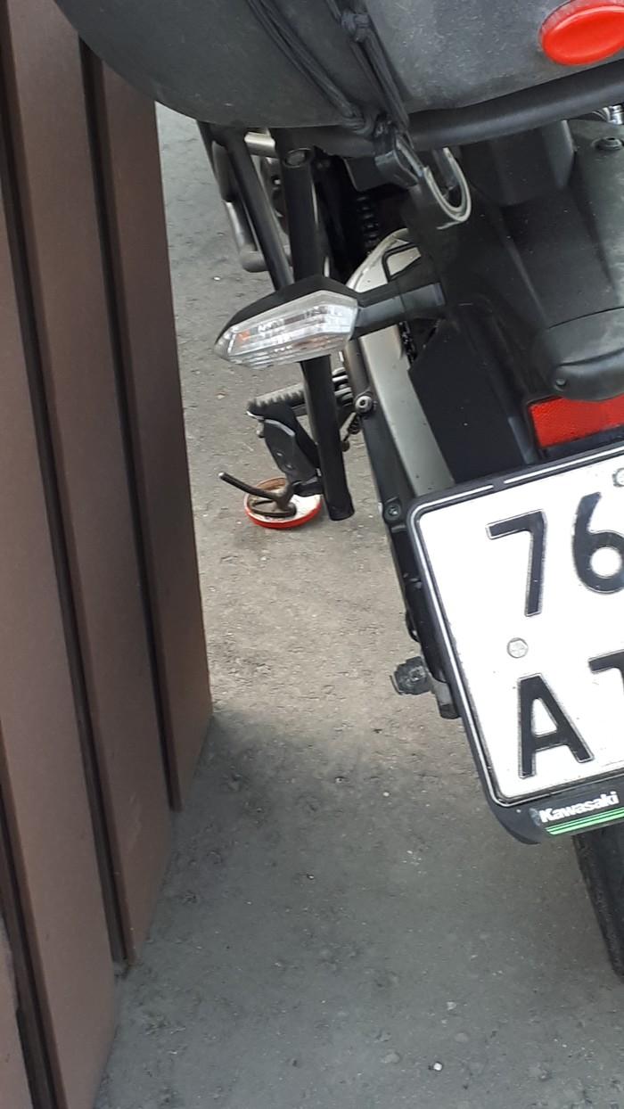 Все дело в крышке Мотоциклы, Асфальт, Крышки, Москва