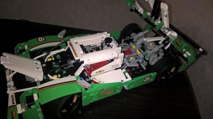 """О """"Lego"""" китайском замолвите слово... LEGO, Lepin, Китай, Конструктор, Авто, Выбор, Сравнение, Гонки, Длиннопост"""
