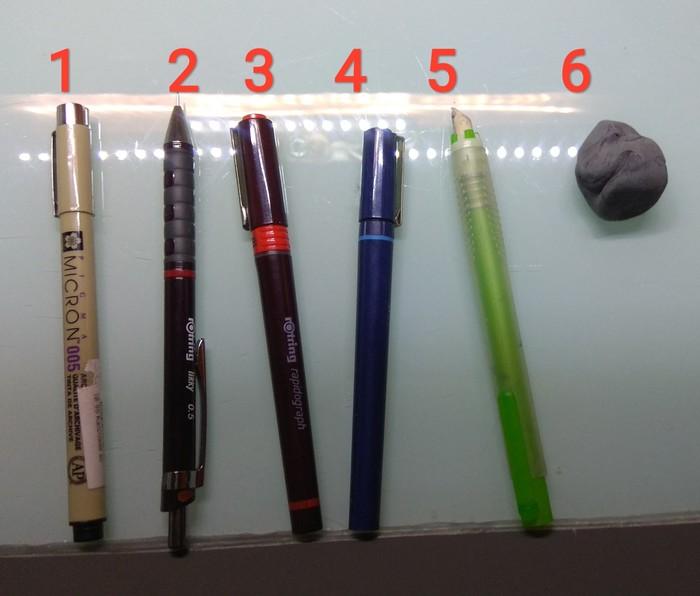 Некое подобие гайда по тыканью ручкой. Dotwork, Рисунок, Гайд, Длиннопост, Графика, Полезное, Рисование, Линер, Рапидограф