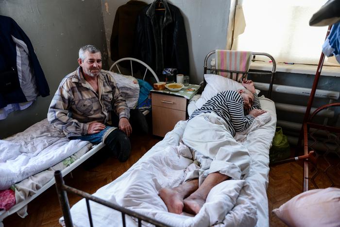 Как помочь социальному приюту для бездомных в Горноводяном. И нужно ли? Волгоград, Приют, Длиннопост, Видео, Помощь, Старики, Бомж, Бездомные