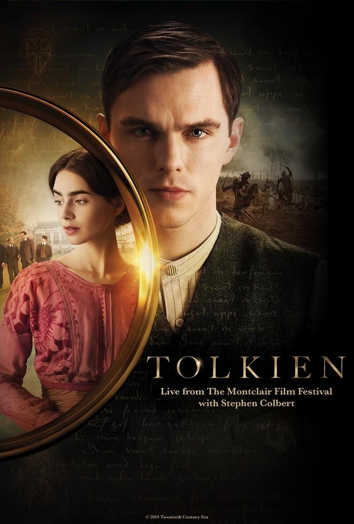 Tolkien Толкин, Фильм 2019, Николас Холт, Тай Теннант, Дерек Джекоби, Доктор Кто, Видео, Длиннопост
