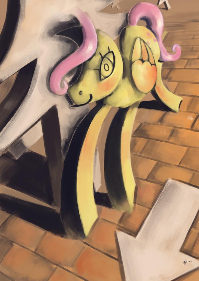 ФлаттерДерево My Little Pony, Fluttershy