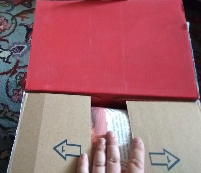 Цвет настроения-? Отчёт Обмен подарками, Отчет по обмену подарками, Длиннопост