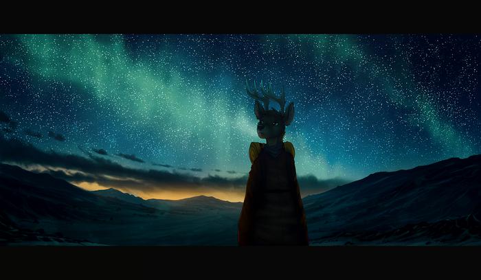 Звёздное небо и космос в картинках - Страница 22 1557237554116018461