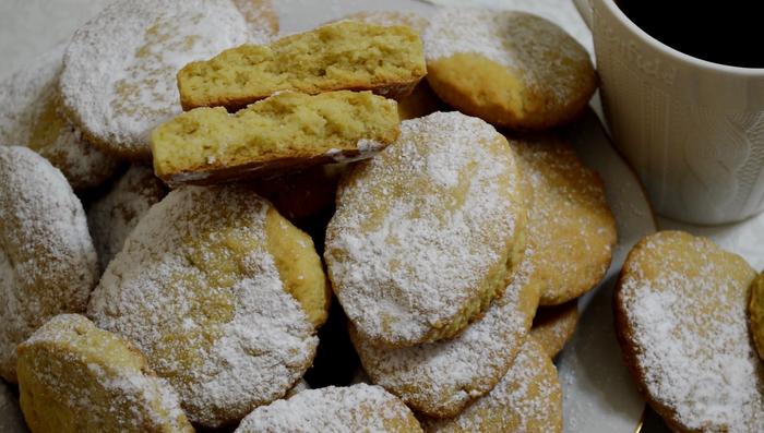 Печенье на рассоле Рецепт, Печенье, Печенье на рассоле, Видео рецепт, Видео, Кулинария