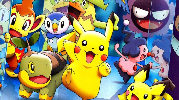 Фанаты Покемонов могли развить особую область мозга Покемоны, Игра покемон, Видео, Длиннопост