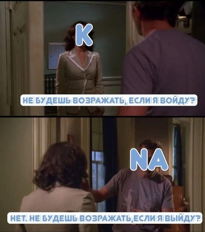 Химический мем)