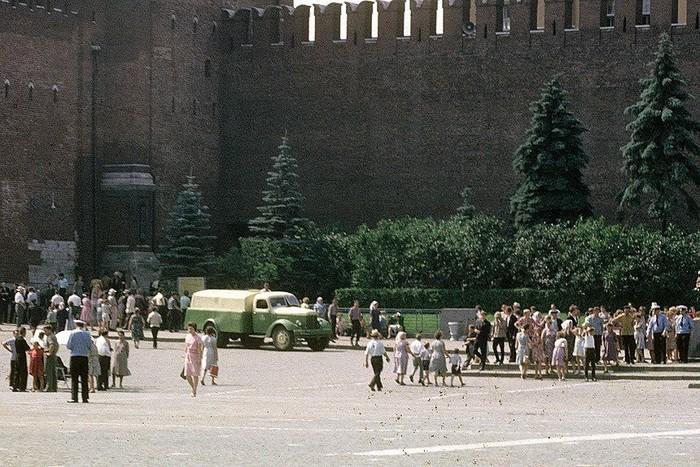 Москва 1963 года СССР