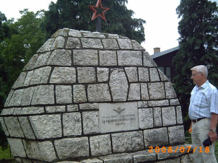 Как мы искали и нашли захоронение павшего воина - Часть 3/4 Великая Отечественная война, Вторая мировая война, 9 мая, Архив, Словакия, Длиннопост