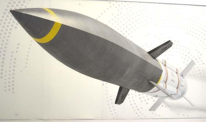 Lockheed Martin показала F-35C с гиперзвуковой крылатой ракетой HAWC Авиация, f-35, Ракета, Гиперзвуковое оружие, Hawc, Lockheed Martin
