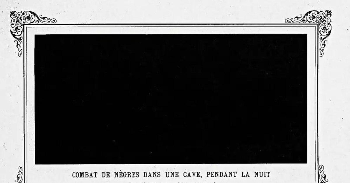 картина битва негров в пещере глубокой ночью рогов встречаются достаточно