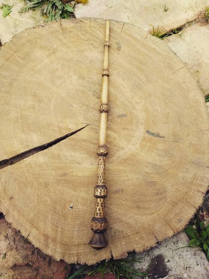 Волшебная палочка Волшебная палочка, Резьба по дереву, Ручная работа, Длиннопост
