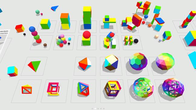 Игры с нестандартной геометрией Инди, Инди игра, Telegram, Игры, Длиннопост, Гифка, Видео