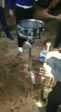 Адский барабан