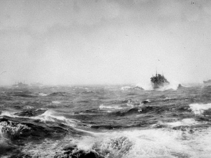 Обычная жертва подводной войны. Вторая мировая война, Подводная лодка, Подводная война, Эль Лаго, Панама, Судно, Германия, Длиннопост