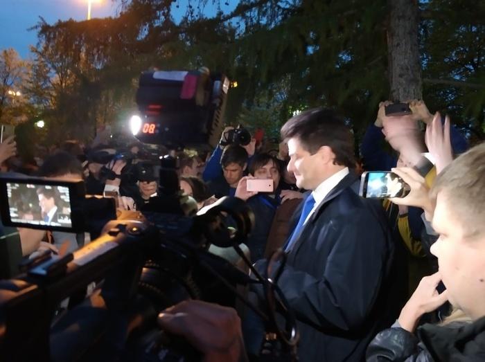 Что происходит в Екб. Взгляд снизу. Екатеринбург, Политика, Коррупция, РПЦ, СМИ, Длиннопост, Строительство храма