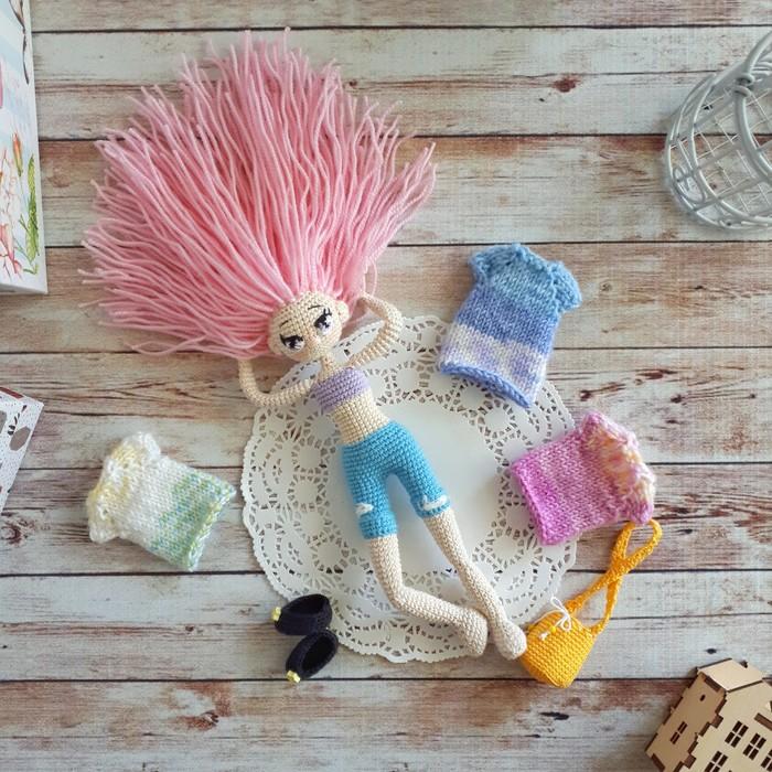 Дневник кукольника, блин)) Вязание крючком, Рукоделие без процесса, Кукла, Авторская игрушка, Вещицы от синицы, Длиннопост