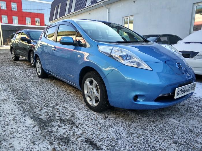 Особенности выбора, покупки и эксплуатации электромобиля nissan leaf Nissan Leaf, Электромобиль, Длиннопост