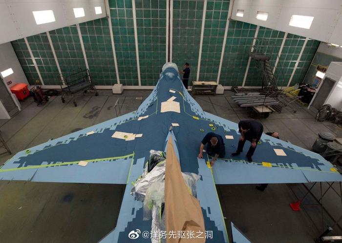 """После заявления В. Путина о планах закупок Су-57 один F-16 эскадрильи """"Агрессор"""" обновил свой гардероб Су-57, f-16, Агрессор, Фотография, Видео, ВВС США, ВВС, ВВС РФ, Длиннопост"""