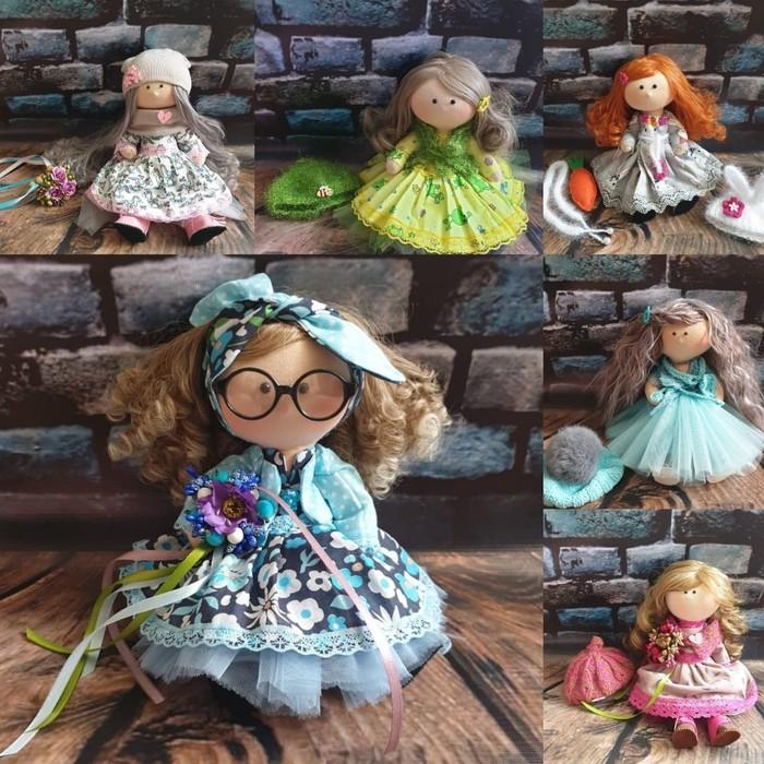 Мои работы Кукла, Своими руками, Рукоделие без процесса, Рукоделие, Подарок, Ручная работа, Длиннопост