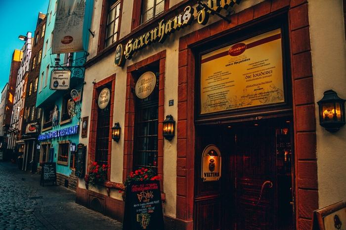Улочки Кёльна Фотография, Германия, Путешествия, Архитектура, Длиннопост