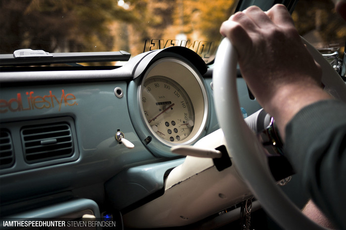 Ретро JDM: Nissan Pao. Авто, Nissan, Длиннопост, Ретро