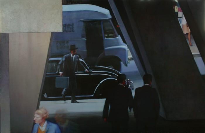 Работы краснодарского художника Чуркина Эдуарда. Продолжение. Художник, Краснодар, Живопись