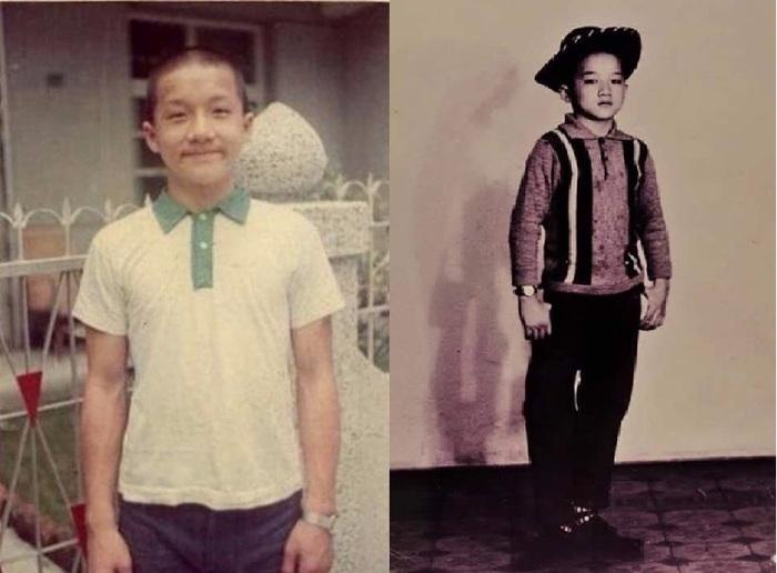 Молодой, но уже перспективный Джеки Чан, Молодость, Детство, Гонконг, Азиатское кино, Актеры, Старое фото, Длиннопост