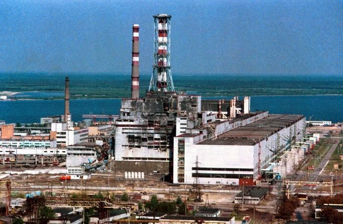 Одна из самых первых фотографий. Чернобыль, Чужая фотография