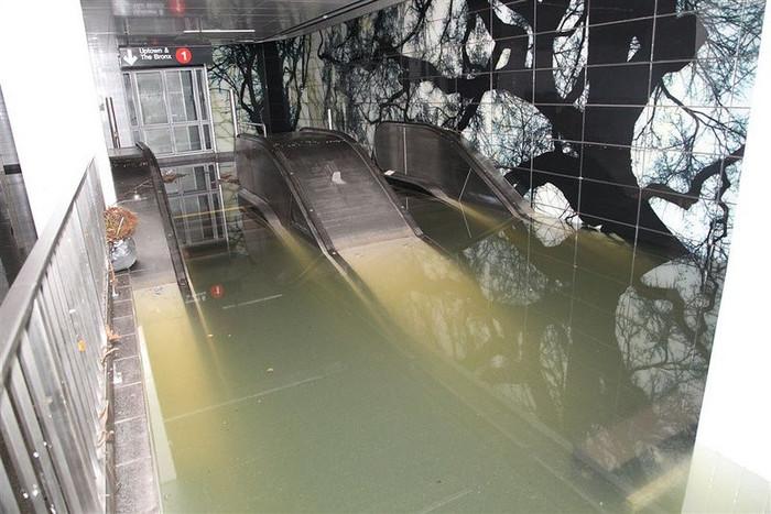 В Омске затопят недостроенное метро Метро, Омск, Строительство, Длиннопост