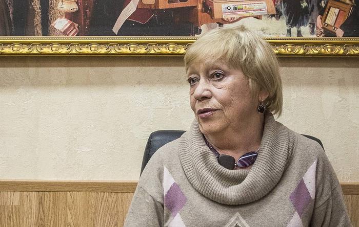 Умерла историк Наталия Басовская Историк, Смерть, Негатив, Некролог