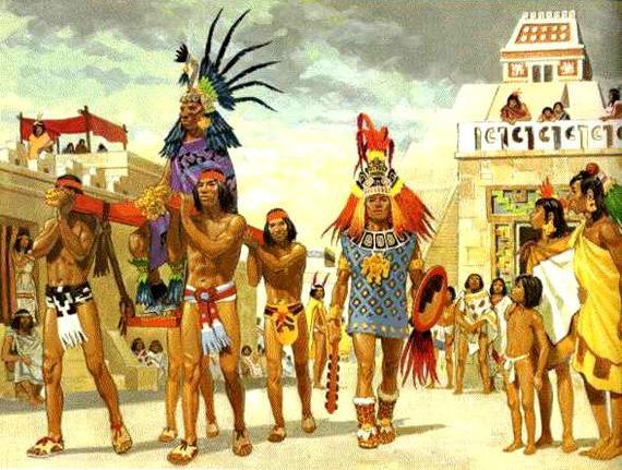 Один год из жизни бога Индейцы, Калиф на час, Ритуал, Длиннопост