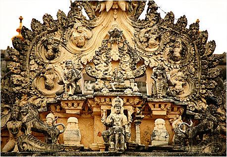 Тайна запечатанной двери индийского храма Падманабхасвами. Индия, Храм, Сокровища, Дверь, Длиннопост
