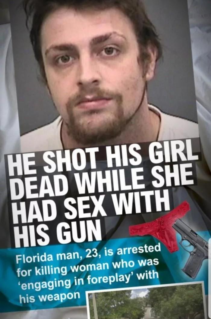 М - Мурика. Убийство, Криминал, Америка, Оружие, Флорида