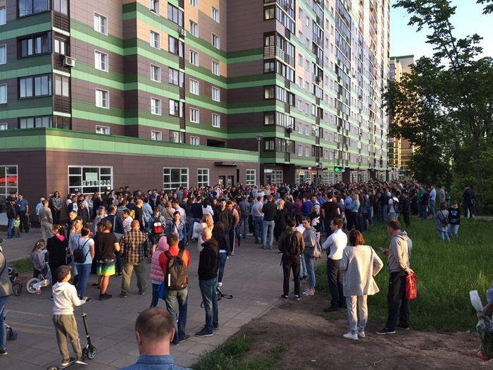 Жители Путилково: «Никита Белянкин - не первая жертва нашего гетто» Путилково, Длиннопост, Негатив, Недовольство, Скорая помощь, Пожарные, Полиция, Бездействие власти