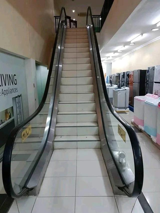 Лескалатор?