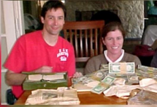 Конверты с деньгами Истории, Из сети, Неожиданные находки
