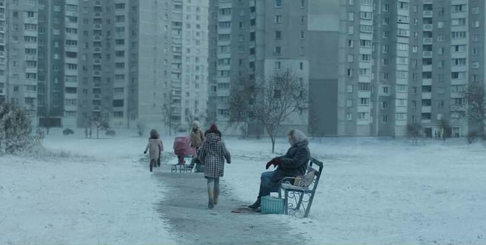 """Кадр из минисериала """"Чернобыль"""" Место съемки, Чернобыль, Киев, Фотография, Длиннопост"""