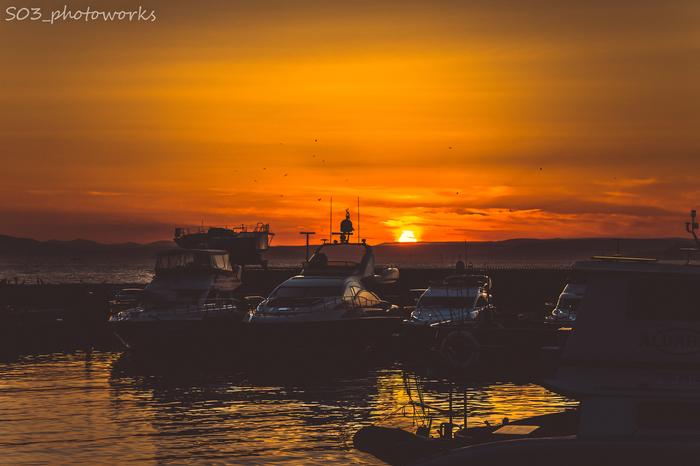 Вечерний Владивосток.