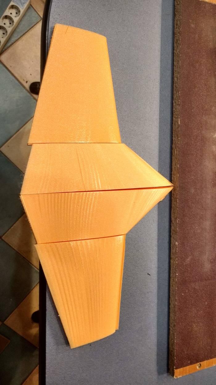 """Проект """"Блоха"""" - новый быстромикролет Авиамоделизм, Радиоуправляемые модели, Самолет, Авиамодели, Видео, Длиннопост"""