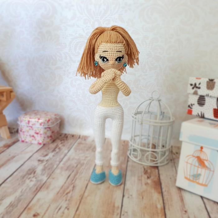 Дневник кукольника Кукла, Рукоделие без процесса, Куклы ручной работы, Вязание крючком, Амигуруми, Doll, Длиннопост