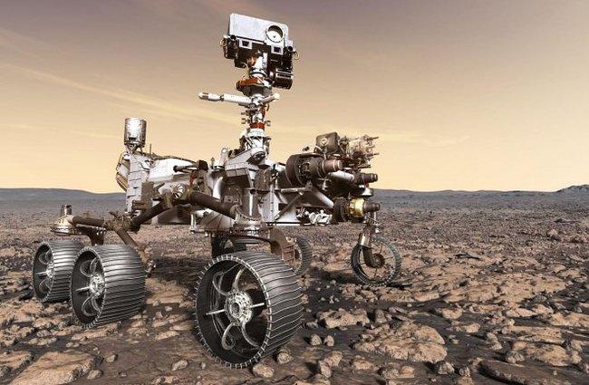 Через эту веб-камеру можно наблюдать, как инженеры NASA строят новый марсоход Космос, NASA, Mars-2020, Seeing-2020, High Bay 1, Марсоход, Веб-Трансляция, Видео, Длиннопост