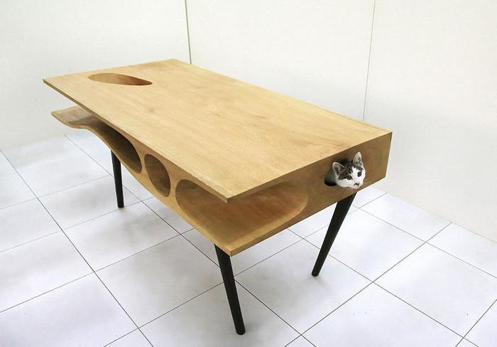 Топ необычных столов в мире Мебель, Стол, Топ, Креатив, Длиннопост