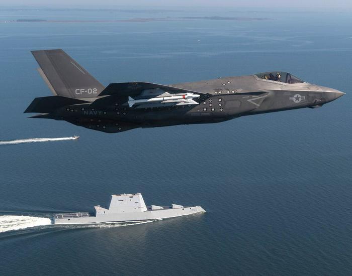 Проблемы F-35B и F-35C на сверхзвуке Авиация, ВВС США, f-35, Технические проблемы, Сверхзвук, Defense News