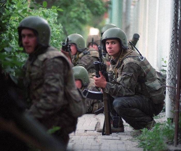 Буденновск 24 года назад Терроризм, Буденновск, Спецназ, Длиннопост