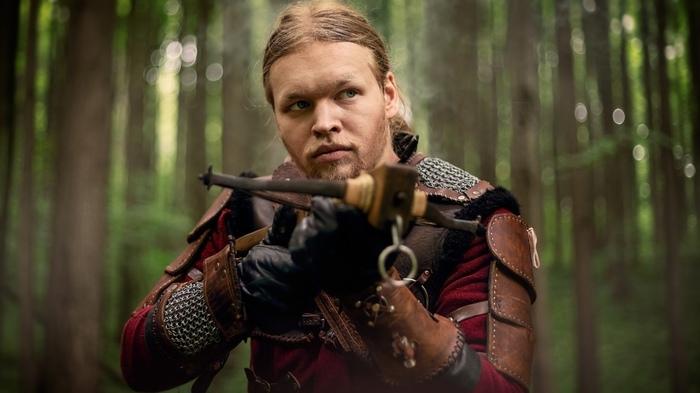 The Witcher: Young Gerd Omega N, Ведьмак, Косплей, Фотография, The Witcher 3:Wild Hunt, Видео, Длиннопост