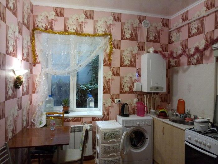 Кухня моей мечты(1 часть). Ремонт, Кухня, Своими руками, Длиннопост